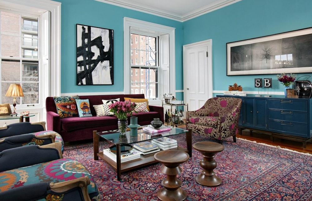 Color in Interior Planning