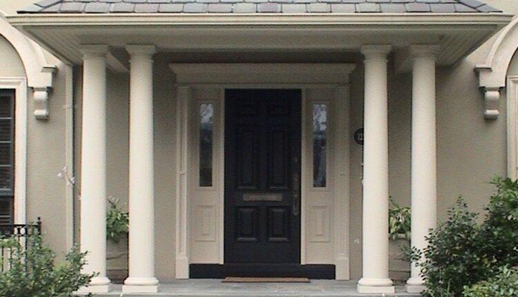 Front Door Of Your Home